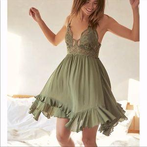 Adela slip dress